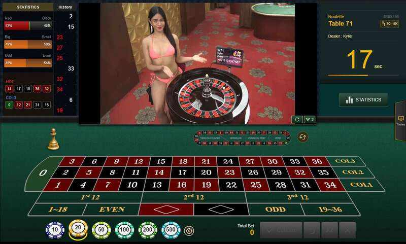 Desktop Gaming Straight to W88 Official Website - Live Casino Online