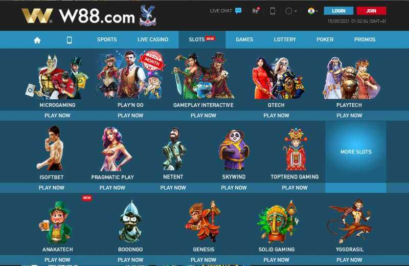 Easy Guide on How To Play Slot W88 India 2021