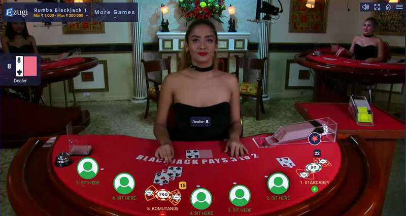 Get Blackjack Today - Enjoy The Best Casino Table for You