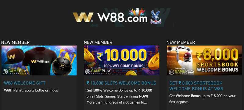 Multiple Payment Methods And Winner Promotions with Deposit Bookie88