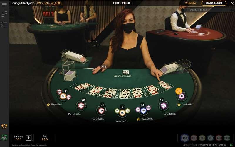 The Basic Blackjack Rules