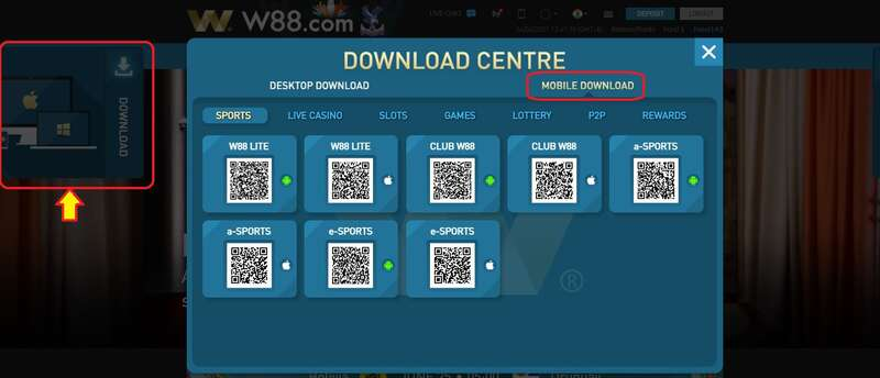 How to Get The Club W88 App for Your Device - Download Center