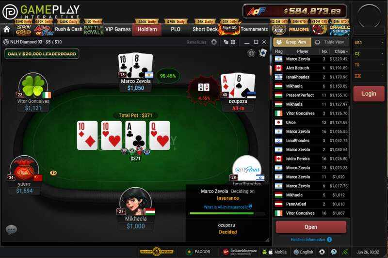 How to Play Poker W88 - Feature
