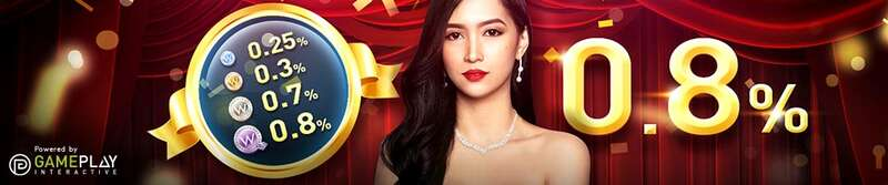 Unlimited Promos and Bonuses - Live Casino