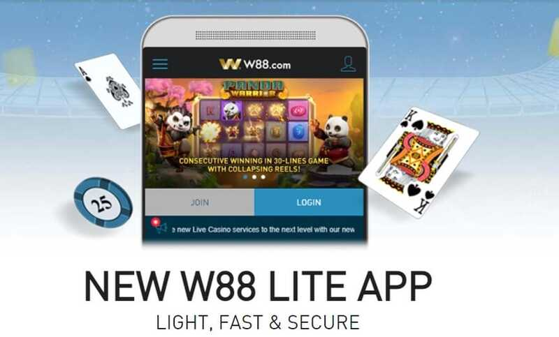 M W88 WAP is the Future of Casino Gaming